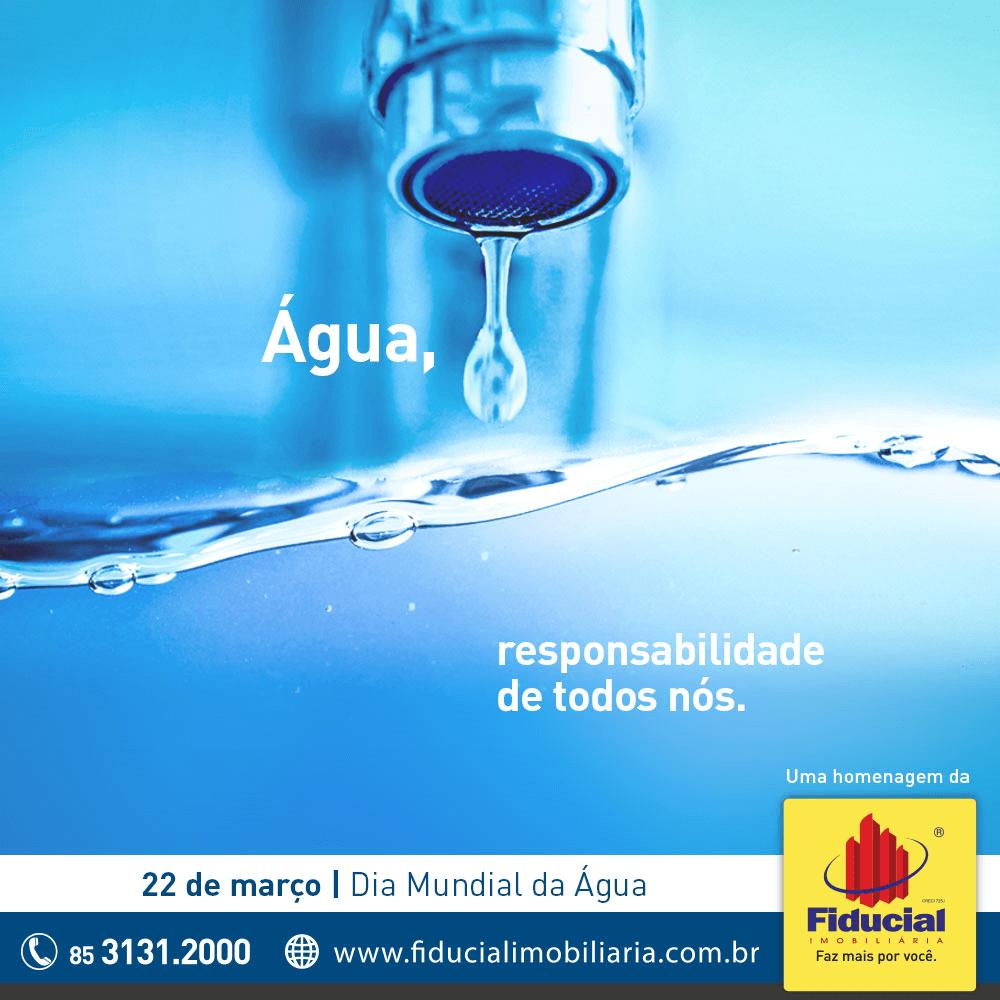 22 de Março | Dia Mundial da Água