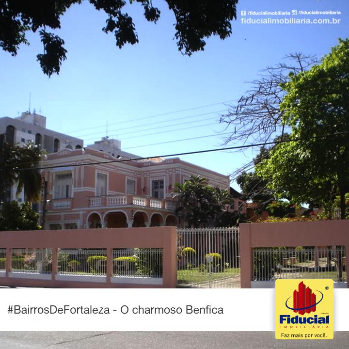 O charmoso bairro Benfica