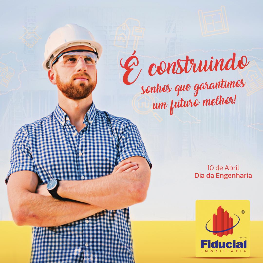 O Dia da Engenharia comemora-se no Brasil anualmente no dia 10 de abril